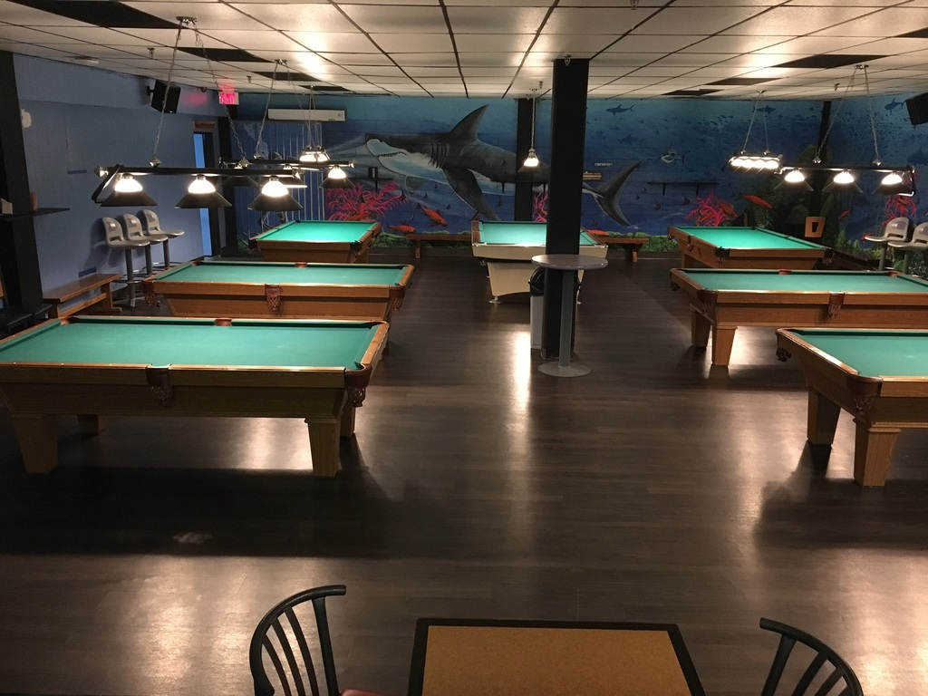 Academy West Pool Tables